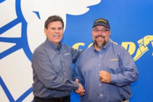 Goodyear Recognizes Highway Hero Paul Mathias