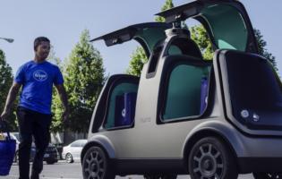 Kroger and Nuro Launch Autonomous Delivery Service in Houston