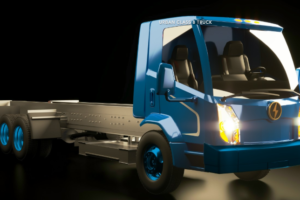 The Lion Electric Co Launches All-Electric Class 8 Urban Truck