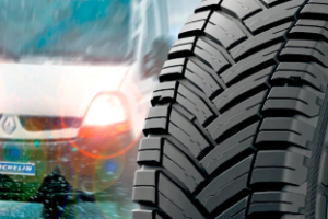 Michelin Introduces All-Season, Heavy-Duty Tire for Light-Truck for Commercial Demands