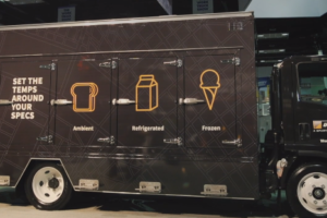 Utilimaster Brand Unveils Electric Vehicle Fleet Concepts, Delivery Grocery Truck