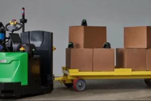 Vecna Robotics Rolls Out Fully Autonomous Tugger