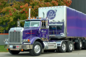 Atlas Trucking Deploys SmartDrive Video-based Safety Solution