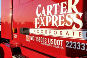 Carter Express Selects SmartDrive Program