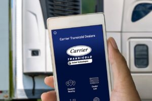 Carrier Transicold Dealers App Upgraded With New Features, Expanded Service Network