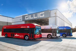GILLIG Battery Electric Bus Unveiled