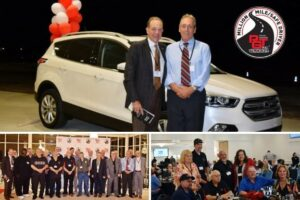 PGT Trucking Recognizes 200 Drivers at Million Mile Safe Driver Awards