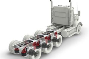 Link Introduces 105K Triton Tri-Drive Air Suspension