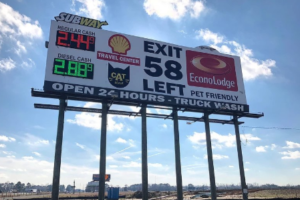Retailers to Automate Fuel Price Changes to Fuel Pumps and Price Signs