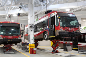 City of Calgary Selects Stertil-Koni Lifts and Westvac Industrial Ltd