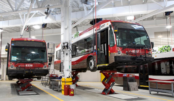 City Of Calgary Selects Stertil Koni Lifts And Westvac