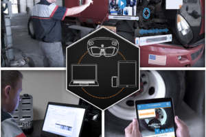 Augmented Reality Web Portal for Transportation Jobs and Training