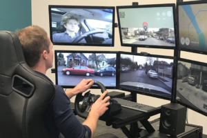 Designated Driver Joins AutonomouStuff's Open Autonomy Pilot Program