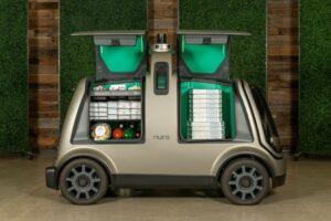 Domino's® and Nuro Partner to Bring Autonomous Pizza Delivery