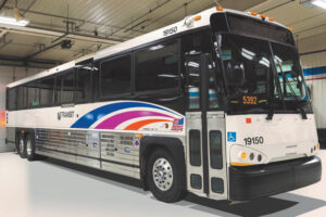 NJ TRANSIT Orders 183 Commuter Coaches from MCI