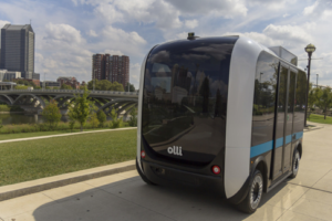 Local Motors Brings Autonomous Vehicle Fleet Challenge To Atlanta