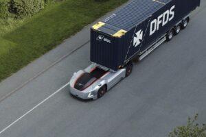 Volvo Trucks Presents Autonomous Transport