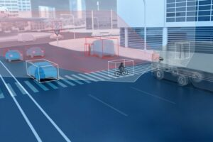 ZF Has Developed the Dual-cam Two Lens Camera Designed for Commercial Truck Market
