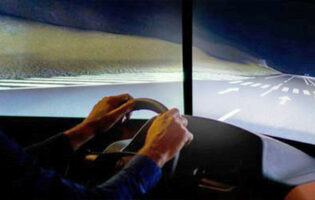AVSimulation and ANSYS Speed Development of Safe Autonomous Driving