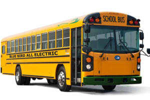 West Fargo Public Schools Purchases State's First Blue Bird Electric School Bus