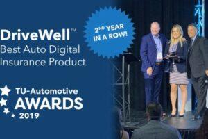 Cambridge Mobile Telematics Wins TU-Automotive Award