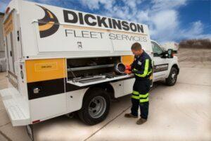 Dickinson Fleet Services Enhances Mobile Trailer Repair Segment in Northeast Region