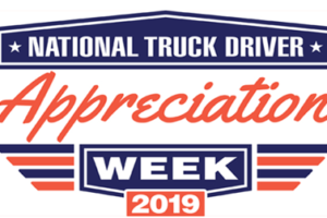 ATA Unveils 2019 National Truck Driver Appreciation Week Logo