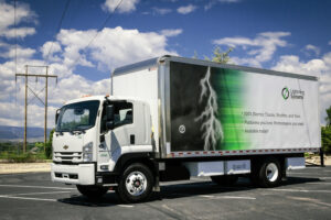 Lightning Systems All-Electric Zero Emissions Medium-Duty Vehicles Selected for California
