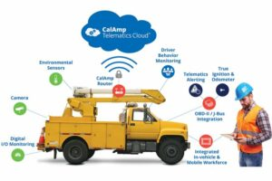 Virginia's VITA Signs Fleet Tracking SaaS Contract With CalAmp