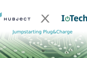 HUBJECT AND IOTECHA PARTNER TO JUMPSTART SMART EV CHARGING SYSTEMS