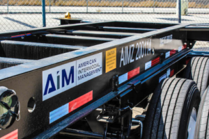 PowerFleet® Helps American Intermodal Management Power Its Technology Driven Business
