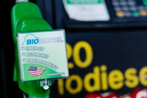 California Approves B20 Biodiesel in Underground Storage Tanks