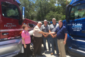 Kottke Trucking Purchases Wayne T. Fellows, Inc.