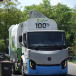 Lion8 – All-electric Refuse Truck