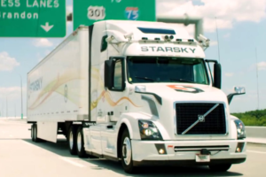 Loadsmart Completes First Automated dispatch and delivery with Starsky Robotics' Autonomous Truck