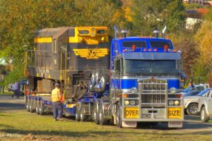 Railroads Continue to Lose Price Advantage Over Trucking, New IHS Markit Index Shows