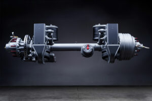 Meritor Announces North America's Lightest-Weight Trailer Suspension