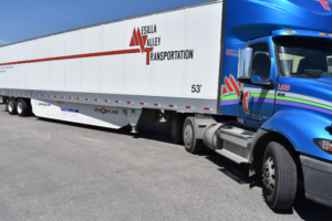 MVT to Equip Trailers with Michelin Energy Guard
