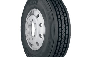 Yokohama Tire's Long-haul Drive Tire Meets the Industry's Severe Snow Service Standard