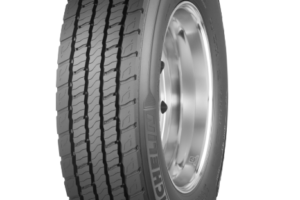 Michelin's Most Fuel-Efficient Dual-Drive, Line-Haul Tire Now Available to Replacement Market