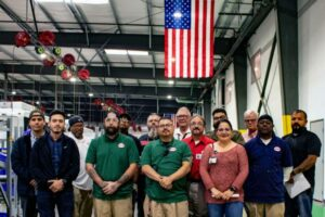 BYD Honors Veterans by Hiring Them