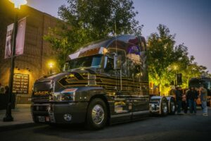 Mack Auctions Truck to Benefit Camp Southern Ground's Veterans Program