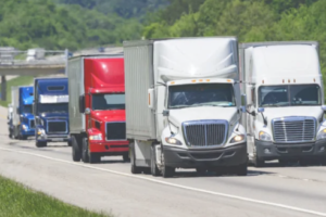 Trucking Conditions Index Reflects Broadly Weaker Environment