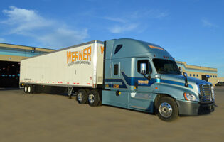 Werner Logistics Recognized as Enterprise Business of the Year