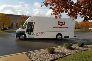 Workhorse Adds EnerDel as a Battery Supplier for New C-Series Electric Delivery Vehicle