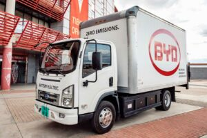 BYD Taps Former Tesla Executive to Head Growing Truck Team