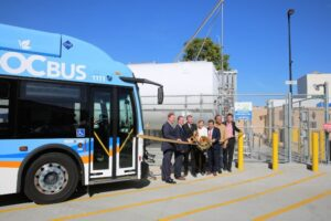 OCTA Debuts Nation's Largest Hydrogen Fueling Station and 10 Zero-Emission Fuel Cell Electric Buses