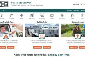 Work Truck Marketplace Comvoy Sees Success, Led by Strong Internal Team