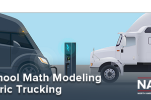 WINNERS ANNOUNCED FOR MATHWORKS MATH MODELING ELECTRIC TRUCK CHALLENGE
