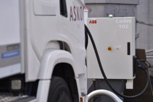 ABB and ASKO to electrify Norwegian delivery fleet